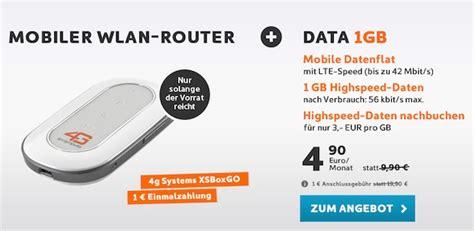 wlan router mit sim karte simyo 1gb datenflat nur 4 90 mobiler wlan router