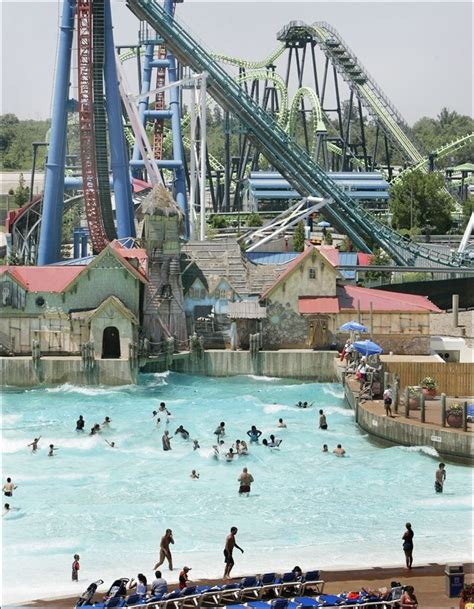 Boat Rides In Cleveland by Geauga Lake Closed Ohio Been There Done That