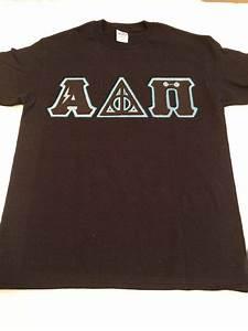 Custom greek letter shirt harry potter alpha delta pi for Harry potter greek letter shirts