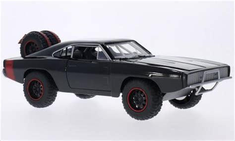 Dodge Charger R/t Off Road Schwarz 1970 Jada Toys