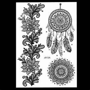 Henna Tattoo Schablonen : schwarz henna tattoo kit beurteilungen online einkaufen schwarz henna tattoo kit beurteilungen ~ Frokenaadalensverden.com Haus und Dekorationen