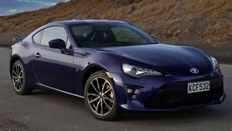 why the toyota 86 is our top sports car of 2017 stuff co nz