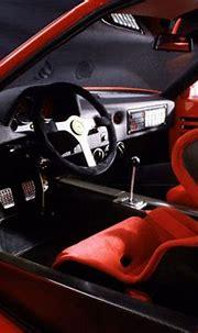 1987, Ferrari, F40, Classic, Supercar, Engine, Interior ...