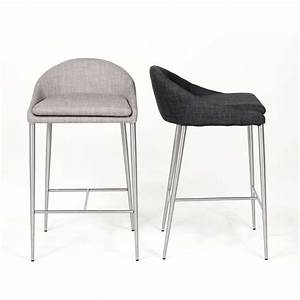 8121d7511f5e89 tabouret snack contemporain hauteur 65 cm davon 4 pieds tables chaises et  tabourets