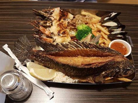 manhattan fish market doha restaurant reviews