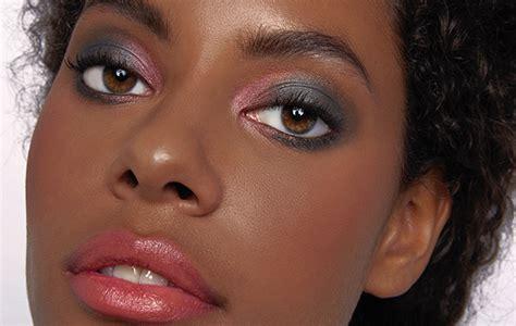 eye makeup   people  brown eyes