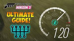 Forza Horizon 3   Clutch Guide  How