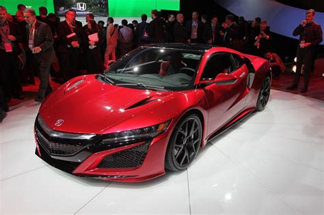 2016 acura nsx picture 612840 car review top speed