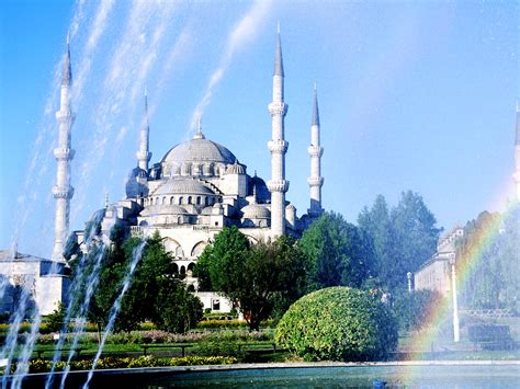 Blue Mosque Wallpaper by Islamic Architecture Hd Mosque Wallpapers Hd Wallpapers