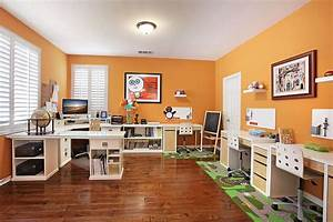 30 Modern Home Office Ideas And Designs For The Family  U2014 Renoguide