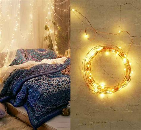 firefly string lights brighten your bedroom with these beautiful bulbs