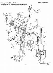 Hitachi B16rm Parts