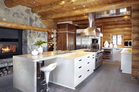 grand ilot de cuisine l 39 îlot toujours plus beau léger design