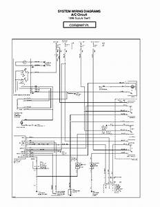 Wiring Diagrams Automotive Suzuki Swift 1992