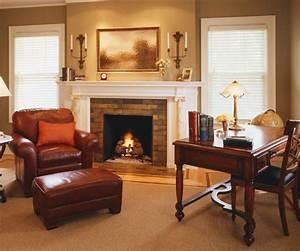 Home Decor Study Home Office Decoration Ideas