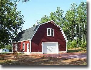 gambrel barn photo barn workshops pinterest gambrel With 24x24 horse barn