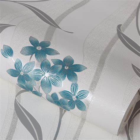 superfresco elise tealsilver   wallpaper