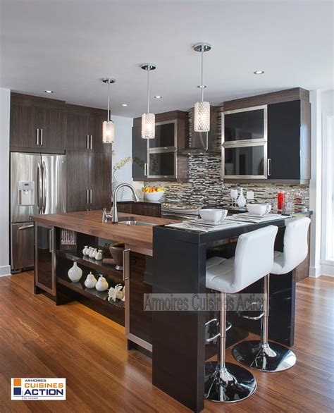 cuisine de reve une cuisine en placage de bois et en thermoplastique l