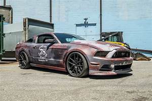 ford-mustang-rust-wrap-5 | EngineFreaks.com - Engine Freaks