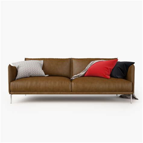 Moroso Gentry Sofa by Moroso Gentry Sofa Collection 3d Model Max Obj Fbx Mtl Tga