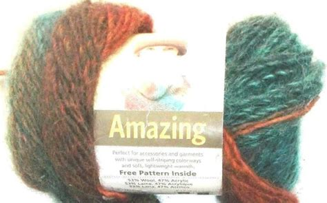 Lion Brand Amazing Yarn Ebay