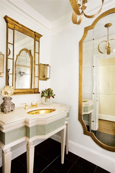 Glamorous Powder Room Sinks ? The Homy Design