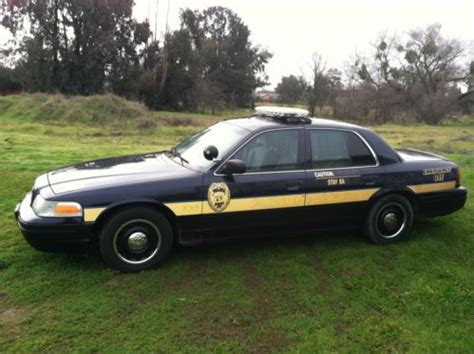 sell   ford crown victoria police interceptor