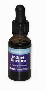 Iodine Supplement Side Effects