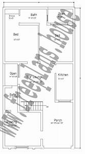50 Square Meter House Floor Plan
