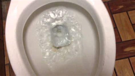 14 Weak Flushing Newer American Standard Cadet Toilet