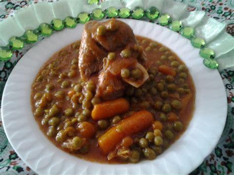 cuisiner petit pois carotte en boite petits pois carotte à la viande d 39 agneau