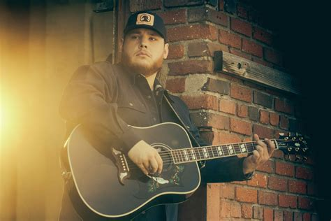 "Luke Combs On His ""beautiful Crazy"" Career Rise"