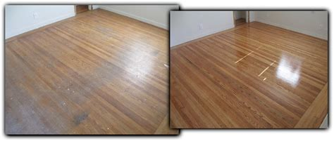 hardwood floors sacramento before and after hardwood floor refinishing 63rd street in sacramento ca