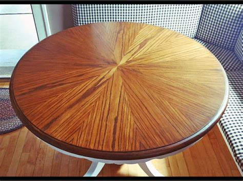 Shaker Maple Water Based Wood Stained Table Top   General