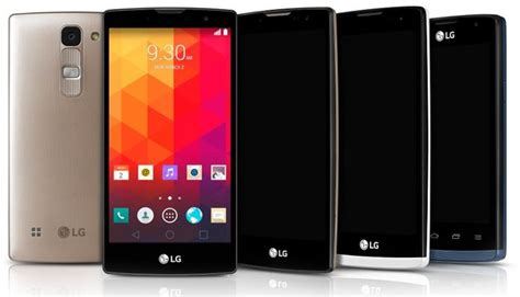 modern smartphone lg has announced four new and modern smartphone