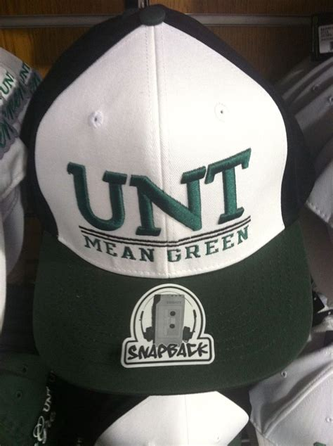 unt barnes and noble unt green snapback hat 22 98 at the unt barnes and