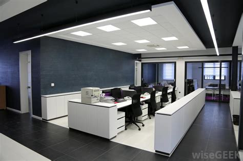 empty cubicles in a modern office building by how do i choose the best modern office furniture