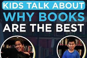 9 Adorable Kids Talk About Why Books Are The Best
