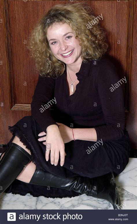 actress julia sawalha tv actress julia sawalha january 2002 pictured in london