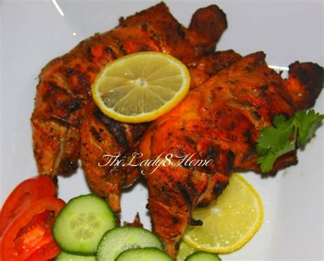 Tandoori Chicken – from scratch – The Lady 8 Home