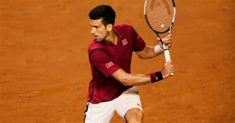 Djokovic And Nishikori Roland Garros Kits
