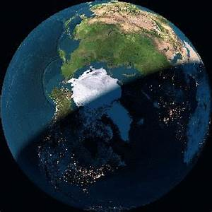 Satellite Earth View