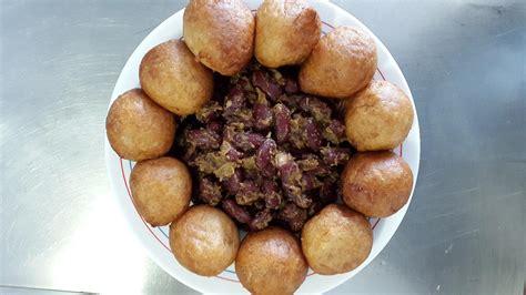 cuisiner haricots blancs beignets haricots pourquoi ce plat est mythique au cameroun