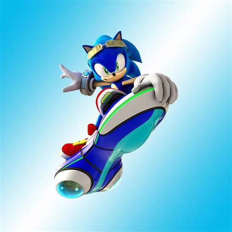 Sonic Riders Zero Gravity Characters