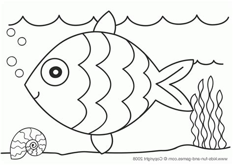 fish coloring pages bestofcoloringcom