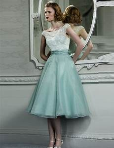 online get cheap tea length bridesmaid dresses with With tea length dresses for wedding guest