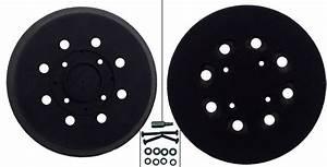 Ponceuse Excentrique Black Et Decker : plateau de pon age ka 198 ka 198 gt black decker ~ Dailycaller-alerts.com Idées de Décoration