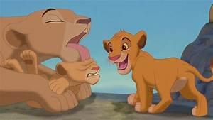 Simba And Nala Cubs Kiss | www.imgkid.com - The Image Kid ...