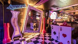 Alice Lounge Rechnung : down the rabbit hole at la s weirdest wildest bar eater la ~ Themetempest.com Abrechnung