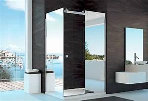 Miroir De Douche : merlyn showering ou le douche italienne l irlandaise design feria ~ Nature-et-papiers.com Idées de Décoration